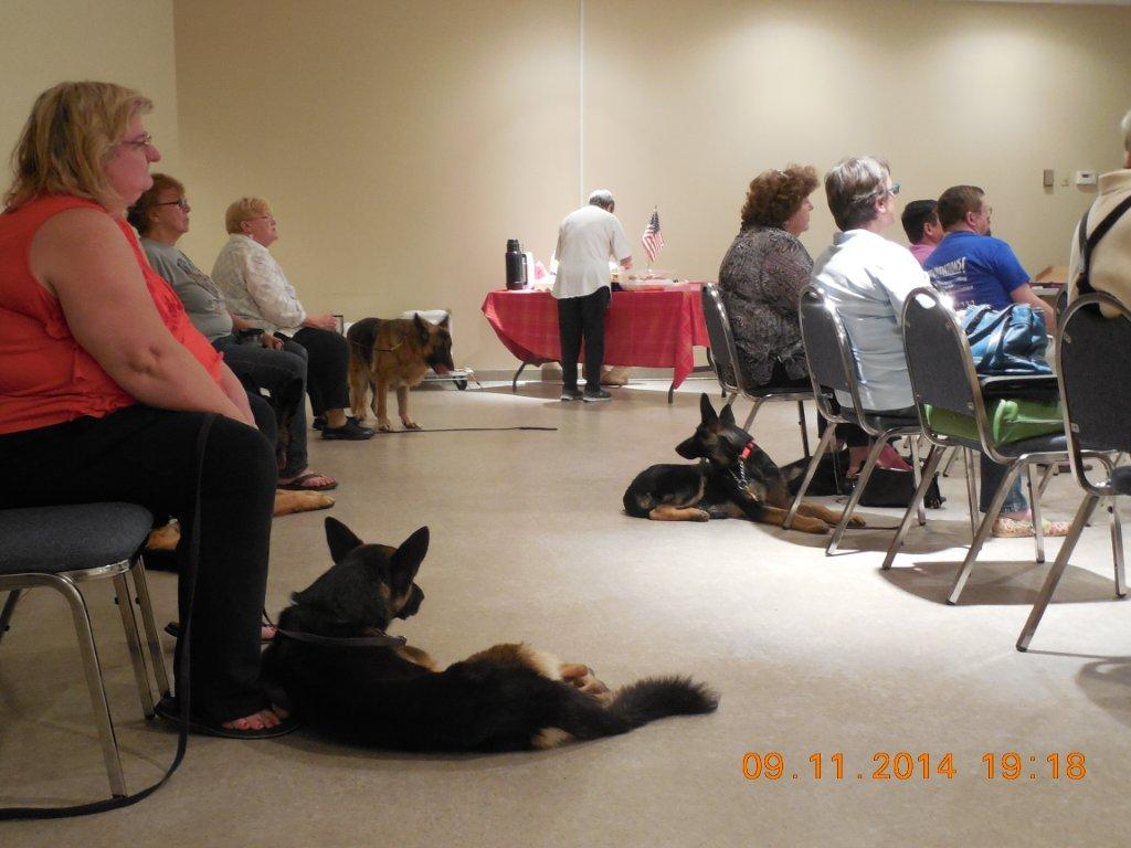 September 11 2014 Herding Metting photo 2